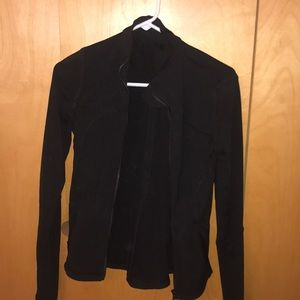 lululemon discontinued full zip jacket
